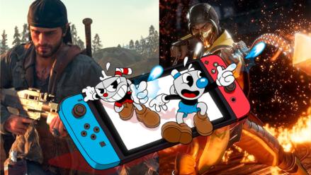 Estos son los videojuegos que se estrenarán en el mes de abril