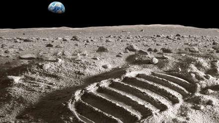 NASA estudiará si es posible la vida en la Luna a partir de restos orgánicos que dejaron astronautas