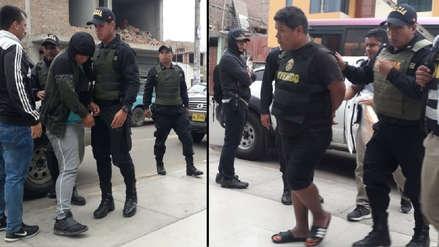 Detienen a 16 miembros de red delictiva Los Secuestradores del Norte en Trujillo