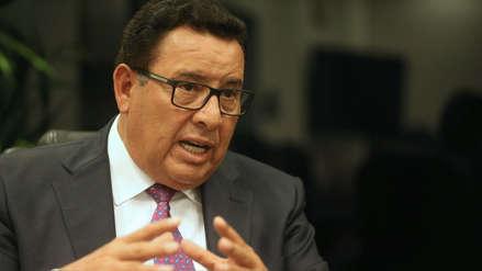 Ministro de Defensa informó que se han reducido los distritos declarados en estado de emergencia en el VRAEM