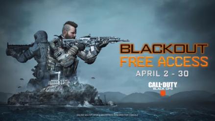 Puedes jugar gratis 'Blackout', el Battle Royale de Call of Duty, durante todo un mes