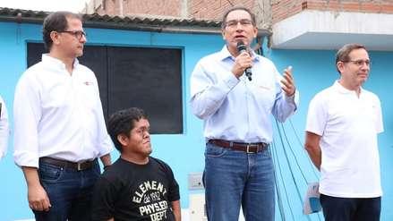 Martín Vizcarra sobre tragedia en Fiori: