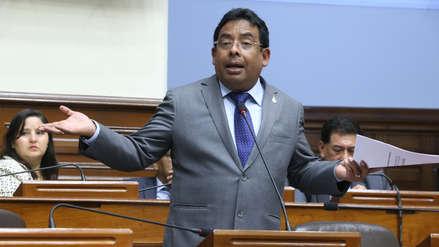 César Segura: Archivamos la denuncia contra Chávarry porque