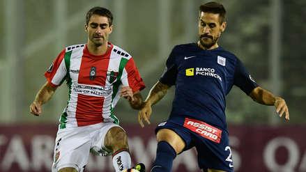 Alianza Lima cayó ante Palestino 3-0 en el Monumental de Santiago por Copa Libertadores 2019