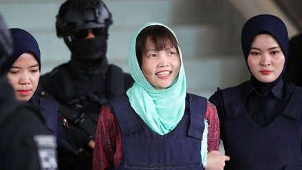Vietnamita acusada de matar a Kim Jong-nam fue condenada a prisión