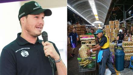 Forsyth tras operativo en el Mercado de Frutas: