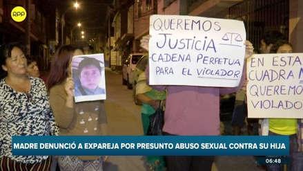 San Juan de Lurigancho | Un padre es acusado de violar por varios años a su hija