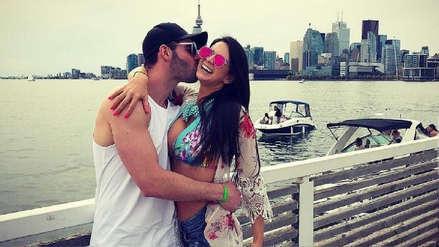 Sully Sáenz se separó de su esposo Evan Picollotto tras casi dos años de matrimonio