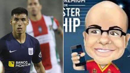El sorpresivo dato de Mister Chip tras la derrota de Alianza Lima en Libertadores
