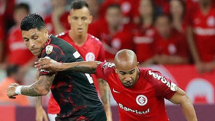 River Plate empató ante Internacional y deja el Grupo A con opciones para todos
