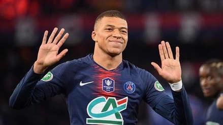 PSG sumó una nueva final de Copa de Francia tras derrotar al Nantes