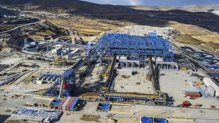 IPE: La paralización de mina Las Bambas beneficiaría a Chile