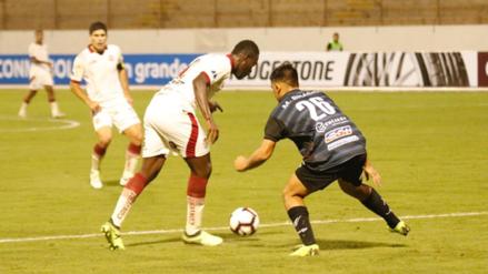 UTC empató ante Atlético Cerro por la ida de la Copa Sudamericana