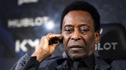 Pelé fue hospitalizado en París tras su encuentro con Kylian Mbappé
