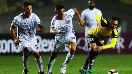 Universidad de Concepción empató 0-0 con Godoy Cruz por el grupo C de la Copa Libertadores