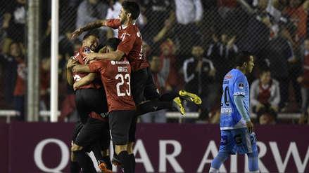 Independiente ganó 4-1 a Binacional en partido de ida por la Copa Sudamericana 2019