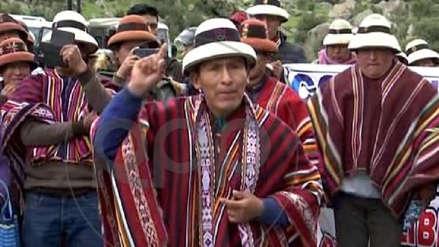 Las Bambas   Comuneros acuerdan seguir con protestas hasta que los Chávez Sotelo sean liberados