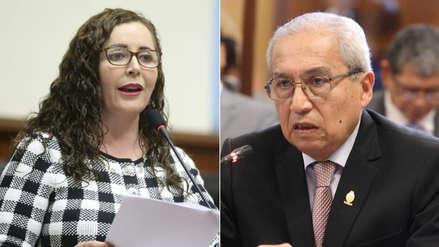 Bartra justificó archivamiento de investigación a Chávarry y negó blindaje al ex fiscal de la Nación