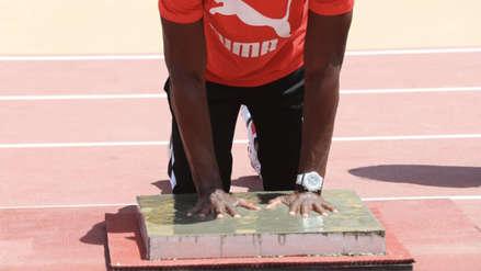 Usain Bolt: así inauguró la pista atlética de la Videna en 20 fotos