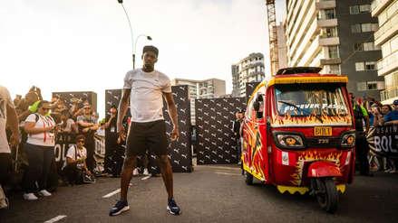 ¡Sin despeinarse! Usain Bolt ganó carrera a una mototaxi:  aquí las 20 mejores postales