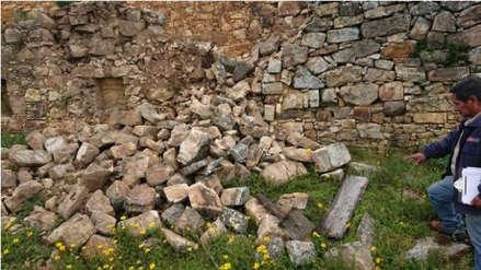 Atacan complejo arqueológico de Marcahuamachuco que postula a Patrimonio Mundial de la Unesco