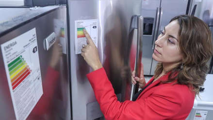 Eficiencia energética: Desde el lunes no se podrá vender electrodomésticos sin etiquetado