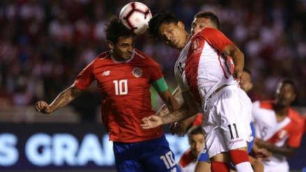OFICIAL: Selección Peruana jugará un amistoso contra Costa Rica antes de la Copa América 2019