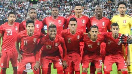 ¡Es oficial! La Selección Peruana cayó en el ranking mundial FIFA y salió del top 20