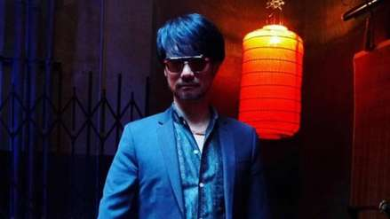 Director de Metal Gear Solid, Hideo Kojima, debutará como actor en nueva serie de TV
