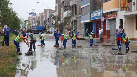 Sedapal cambiará tuberías en tres estaciones del Metro de Lima para evitar futuros aniegos