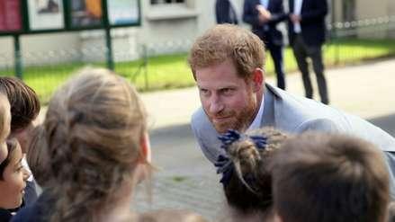 Príncipe Harry cree que Fortnite es adictivo y debe ser prohibido a niños