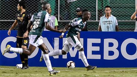 Deportivo Cali derrotó a Guaraní por la mínima diferencia en su duelo de ida por Copa Sudamericana