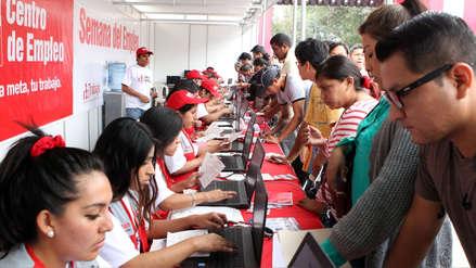 Ofertarán más de 1,000 puestos de trabajo en feria laboral online