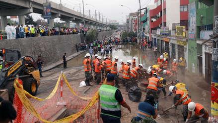 San Juan de Lurigancho es declarado en emergencia por peligro de colapso del sistema de saneamiento