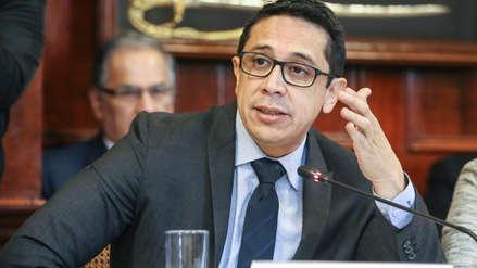 Miguel Castro renunció a la bancada Unidos por la República