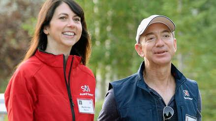 Finaliza el divorcio de Jeff Bezos: su esposa se quedará con el 25% de las acciones de la pareja en Amazon