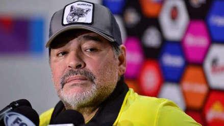 Diego Maradona podría dejar Dorados de Sinaloa para entrenar este importante club argentino