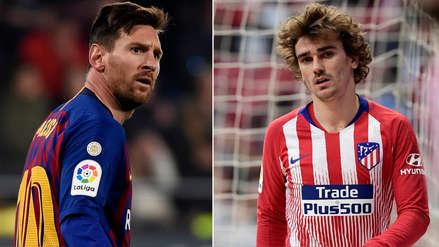 Barcelona vs. Atlético de Madrid EN VIVO: fecha, hora y canal del partido en el Camp Nou por LaLiga Santander