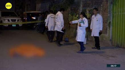 Un joven fue asesinado de cuatro disparos a la cabeza en Los Olivos