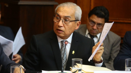 Fiscal Chávez Cotrina: El Congreso
