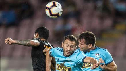 Sporting Cristal fue humillado por 3-0 ante Olimpia en el Estadio Nacional por Copa Libertadores