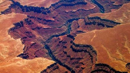 Un anciano murió al caer al Gran Cañón en Arizona