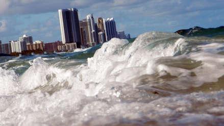 """""""Ya no hay tiempo para dudar"""": La temperatura de los océanos llegó al punto más alto en la historia"""