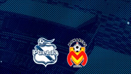 Puebla empató 1-1 con Morelia por la fecha 13 del Clausura por la Liga MX