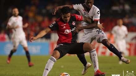 Con Anderson Santamaría de titular, Atlas venció 1-0 a Veracruz por el Clausura de la Liga MX