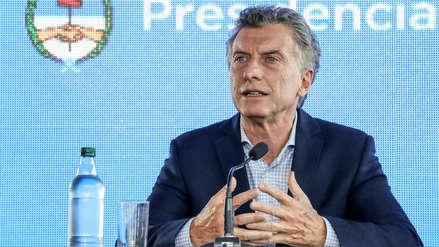 El FMI prevé contracción en Argentina del 1,2 % e inflación del 30 % en 2019