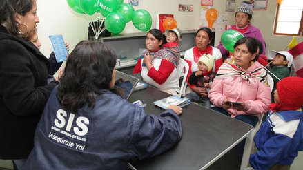 Día Mundial de la Salud: Más de tres millones de peruanos aún no tienen seguro de salud