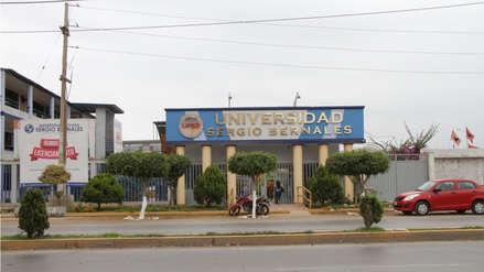 Sunedu denegó la licencia institucional a la Universidad Privada Sergio Bernales