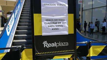 Clausuran parque de juegos Mr. Joy tras accidente de una joven en Trujillo