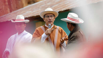 Dirigentes de Fuerabamba solicitan presencia de Martín Vizcarra en Challhuahuacho